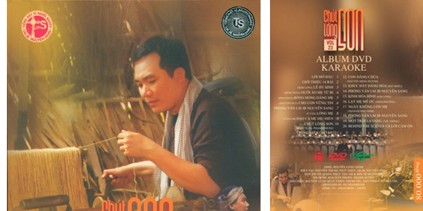 DVD Nhạc Thánh Ca – Tiếng hát LM JB Nguyễn Sang