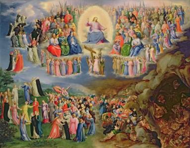 Lễ Kính Các Thánh Nam Nữ Trên Trời 1-11 – Lễ Trọng