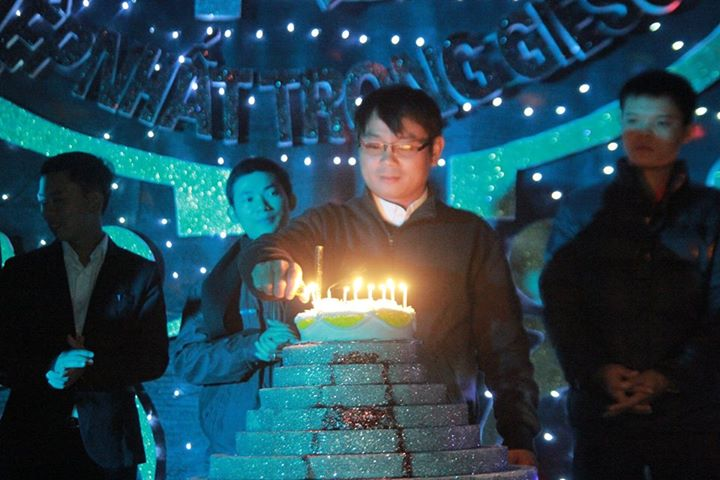 Hình ảnh Văn nghệ – Lễ Bổn mạng và Sinh nhật lần thứ VIII