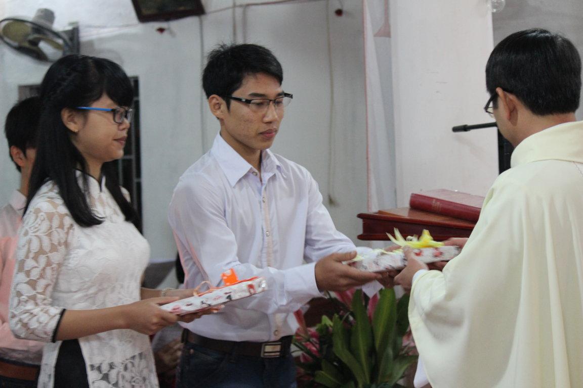 Video – Thánh Lễ Bổn mạng và Sinh nhật lần thứ 8 Nhóm SVCG Di trạch