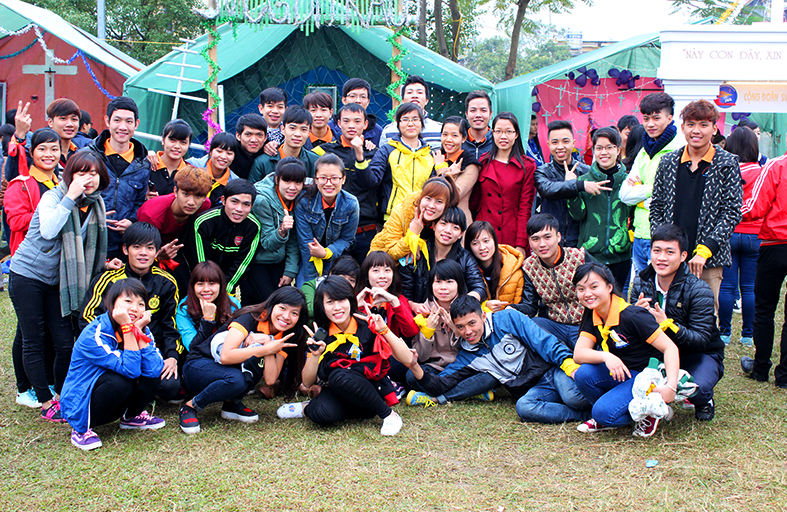 [Hình ảnh]Lễ truyền thống Hội SVCG TGP Hà Nội lần thứ XVII