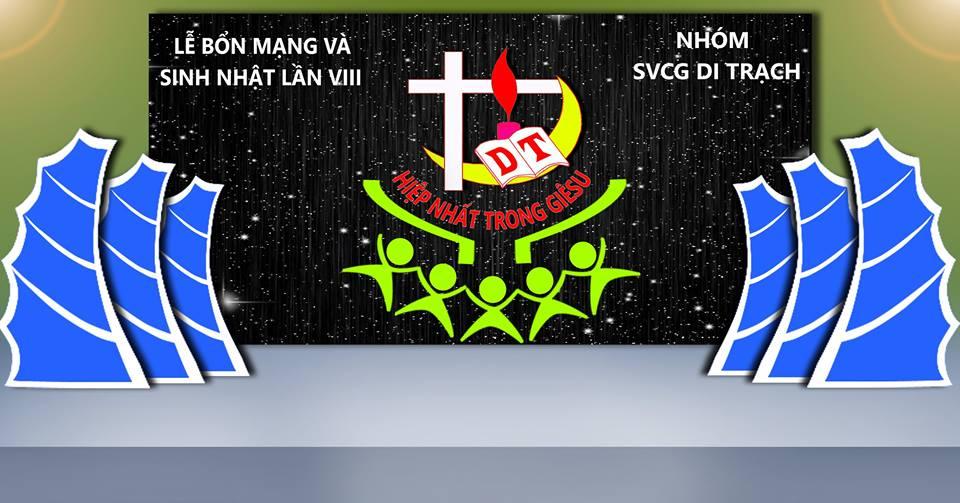 Thánh Lễ Sinh nhật và Bổn mạng Nhóm SVCG Di Trạch lần thứ VIII