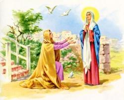 Thứ Bảy Tuần XIX TN – Lễ Đức Mẹ Hồn Xác Lên Trời (Lễ Trọng)