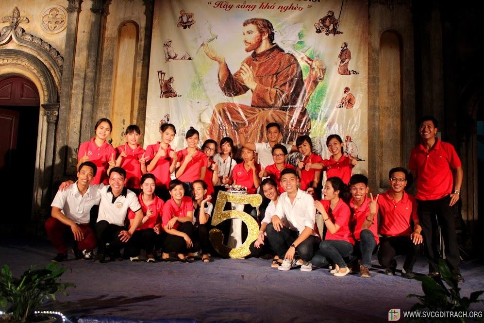 Chương Trình Văn Nghệ Mừng Lễ Bổn Mạng Và Sinh Nhật Lần V Giới Trẻ Giáo Xứ Giang Xá – Giáo Phận Hà Nội