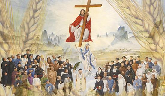 Chúa Nhật Tuần XXXIII Mùa Thường Niên Năm B – Kính Trọng Thể Các Thánh Tử Đạo Việt Nam