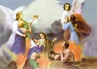 Thứ Hai Tuần XXXI Thường Niên – Ngày 02/11: Lễ cầu cho các Đẳng Linh Hồn