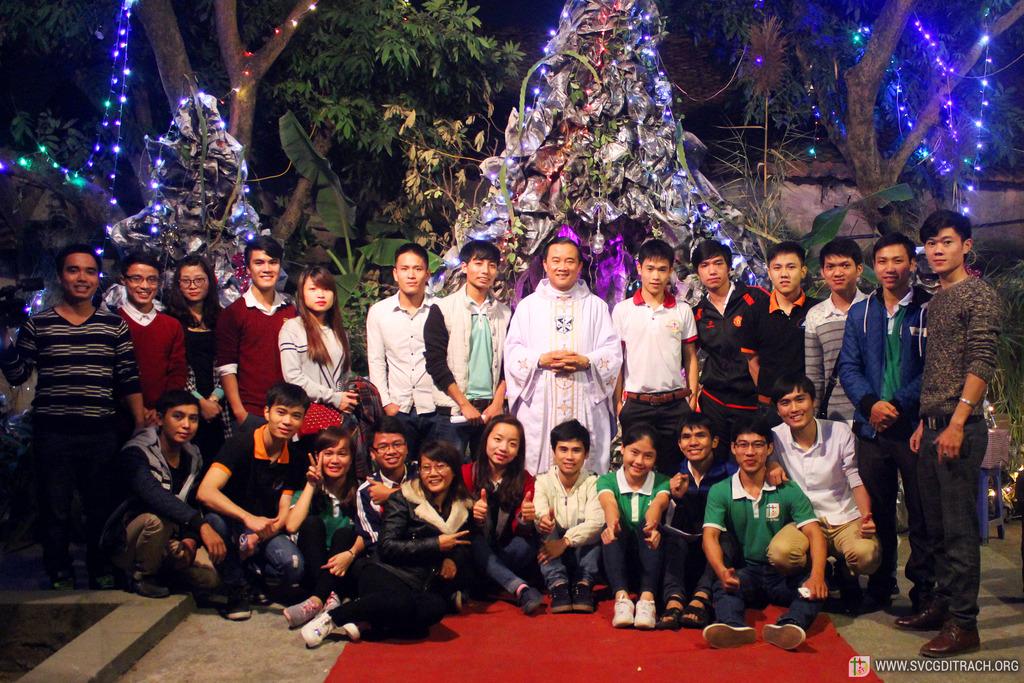 Giáo Xứ Lại Yên Mừng Chúa Giáng Sinh