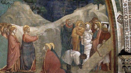 ĐTC Phanxicô thêm lễ các thánh Marta, Maria và Ladarô vào lịch phụng vụ chung của Giáo hội