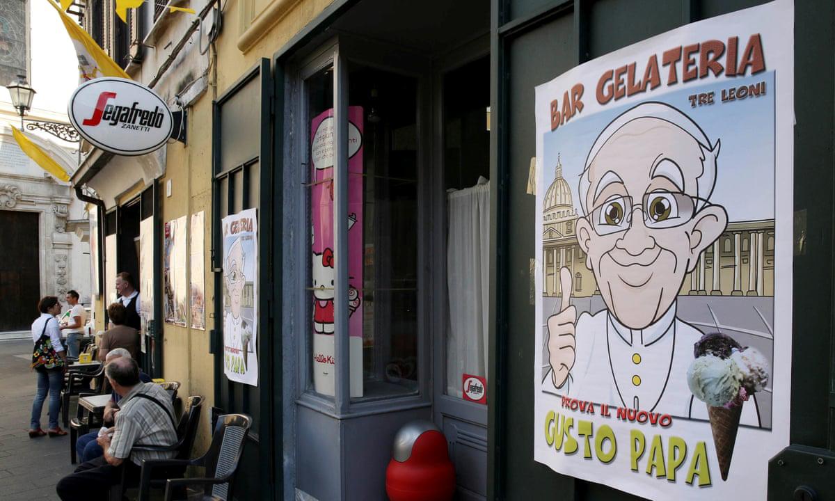 Đức Thánh Cha Phanxicô gửi 15.000 cây kem cho các tù nhân ở Rôma