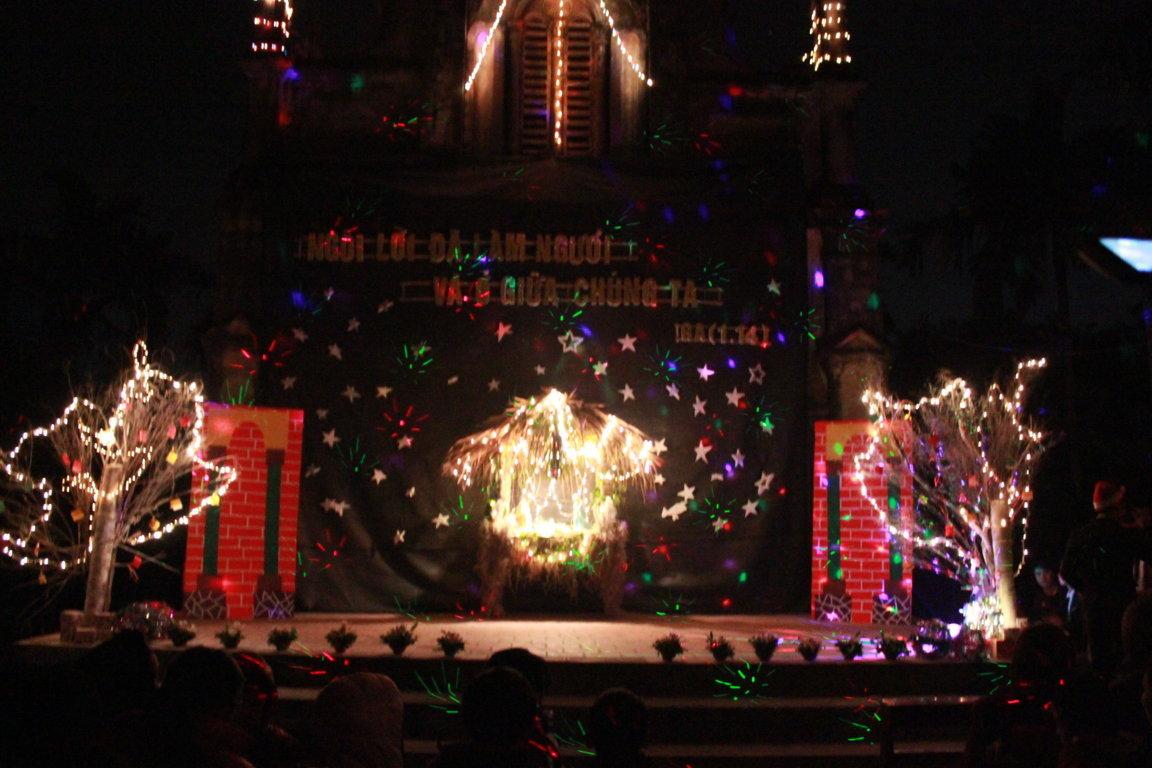 [Video] Chương trình văn nghệ Noel – SVCG Di Trạch