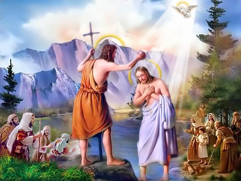 Ngày 08/01: Lễ Chúa Giêsu chịu Phép Rửa- Năm B