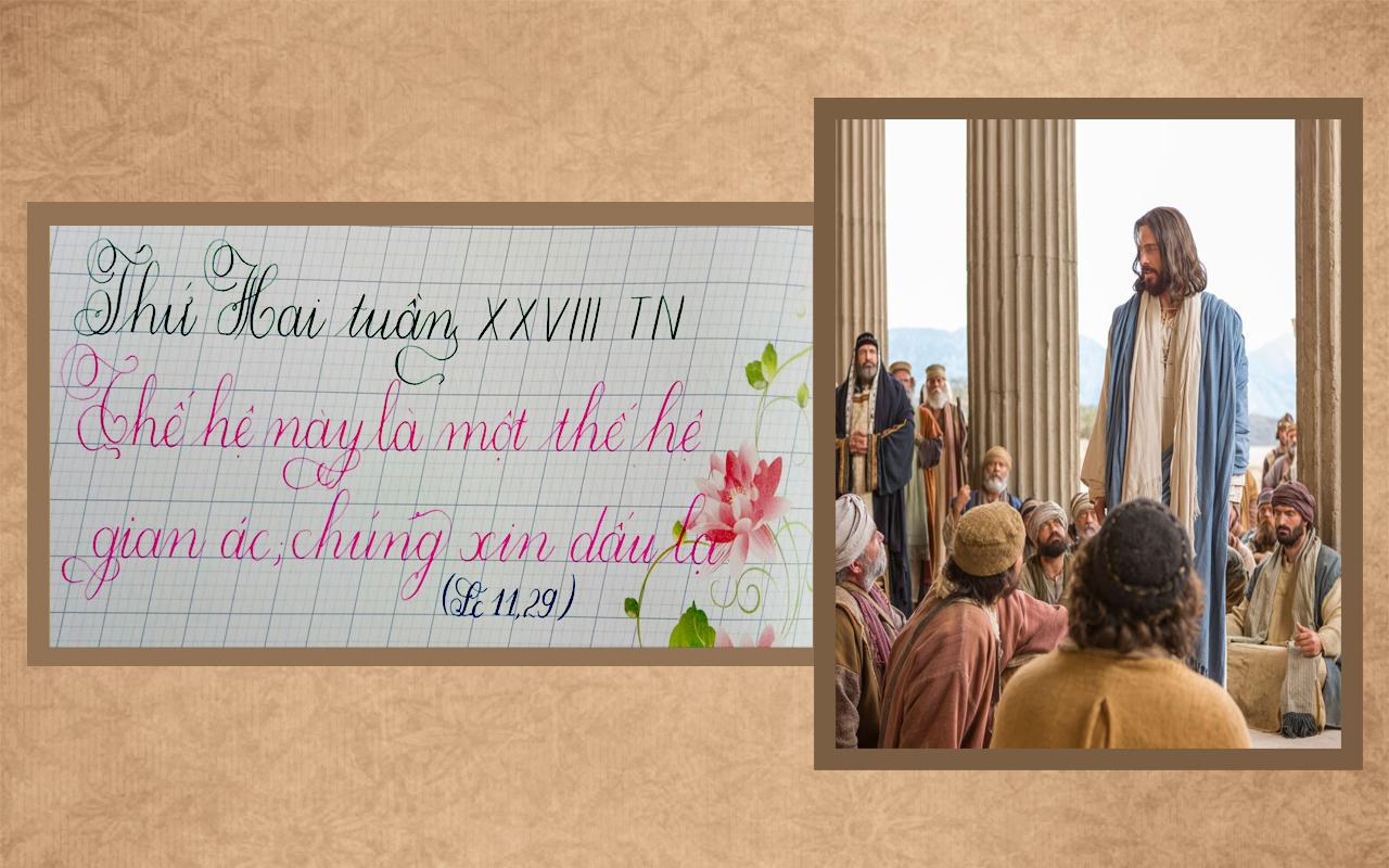 Suy Niệm Lời Chúa – Thứ Hai Tuần XXVIII Thường Niên – Thánh Gioan XXIII, Giáo hoàng